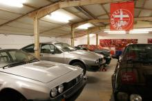 GTV6s in workshop